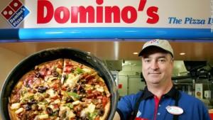 Domino's Pizza увеличивает прибыль за первый квартал