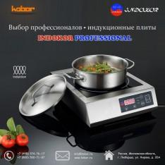 Индукционные плиты INDOKOR: профессиональные предложения от интернет-магазина KOBOR