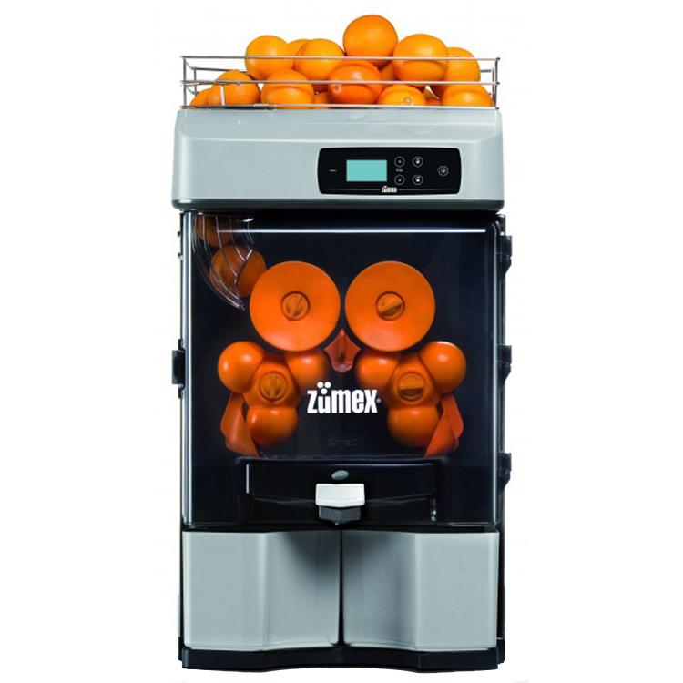 Автоматическая соковыжималка для апельсинов ZumeX Versatile Pro Silver