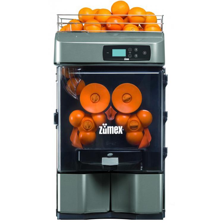 Автоматическая соковыжималка для апельсинов ZumeX Versatile Pro Graphite