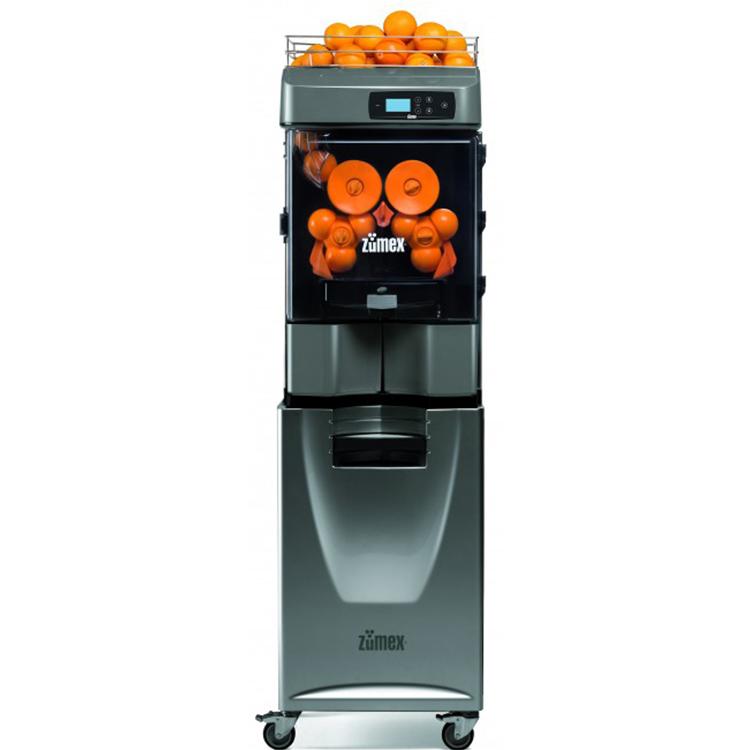 Автоматическая соковыжималка для апельсинов ZumeX Versatile Pro Podium Graphite