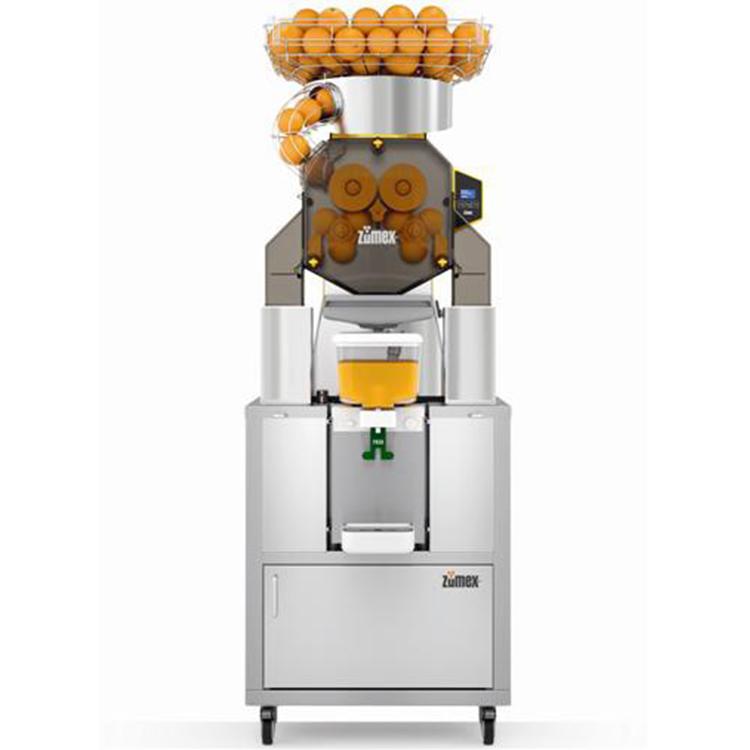 Автоматическая соковыжималка для апельсинов ZumeX Speed Pro Coller Podium