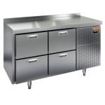 Стол охлаждаемый Hicold GN22/TN M