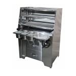 Многофункциональный угольный мангал Grill Master УММ (ROBATA)