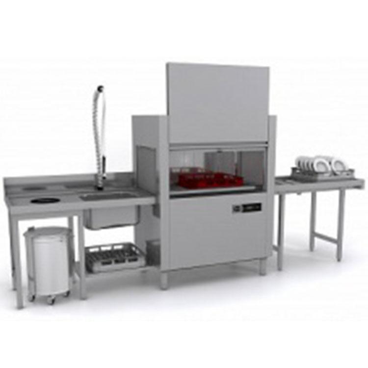 Машина посудомоечная туннельная Apach ARC100  (Т101) доз п/л