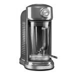 Блендер KitchenAid 5KSB5080EMS серебряный