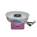 Аппарат для приготовления сахарной ваты Ecolun ( диам.290 мм), розовый