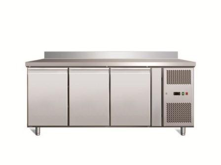 Cтол c охлаждаемым шкафом Cooleq GN3200TN бортик