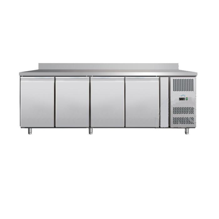 Cтол c охлаждаемым шкафом Cooleq GN4200TN бортик