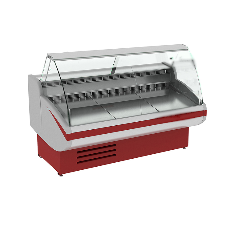 Витрина холодильная Cryspi Gamma-2 1800 БА ББ