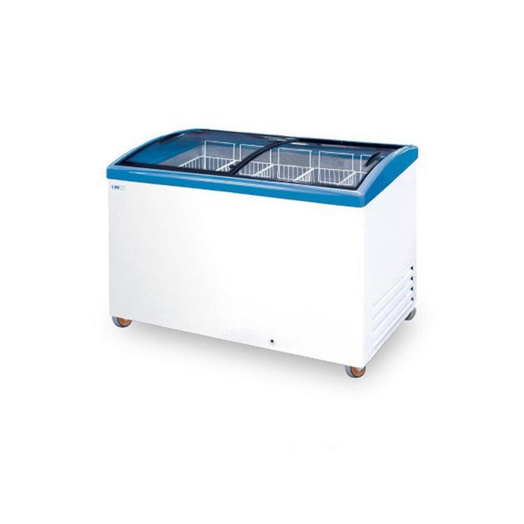Ларь морозильный Italfrost CFТ300C 4 корзины