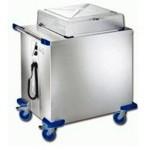 Диспенсер посуды передвижной подогреваемый Blanco  CHV 53/53 572185
