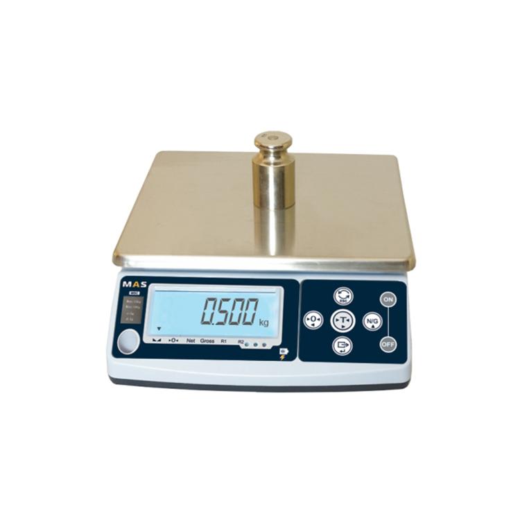 Весы электронные порционные компактные MAS MSC-10 RS-232