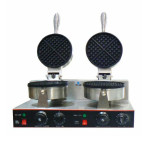 Вафельница электрическая, 2 жарочные поверхности AR UWB-2