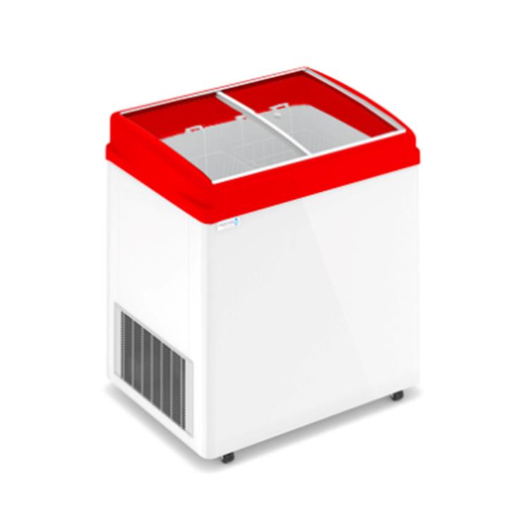 Морозильный ларь Frostor F 200 E (красный)