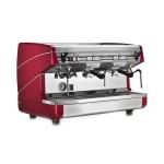 Кофемашина Nuova Simonelli Appia II 2Gr S 380V red+cup warmer