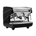Кофемашина Nuova Simonelli Appia II Compact 2Gr V 220V black+Autosteam+economizer