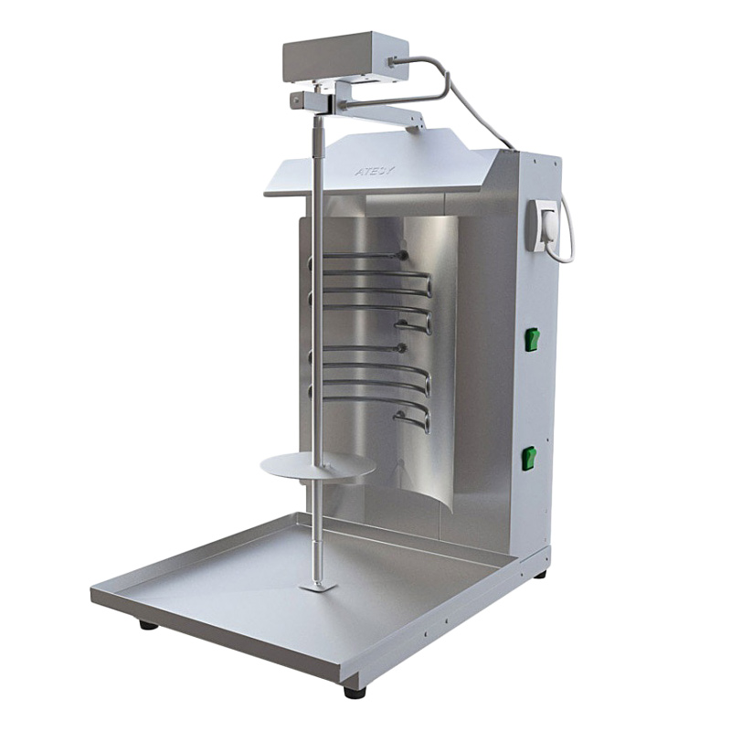 Аппараты для приготовления шаурмы электрический Atesy Шаурма-2 ЭЛ М