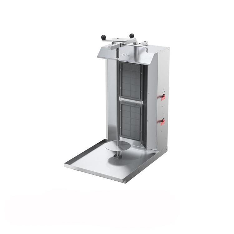 Аппараты для приготовления шаурмы газовый Atesy Шаурма-2М