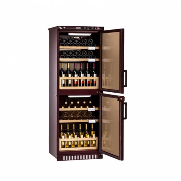 Шкаф винный POZIS ШВД-78 обшитый массивом дуба