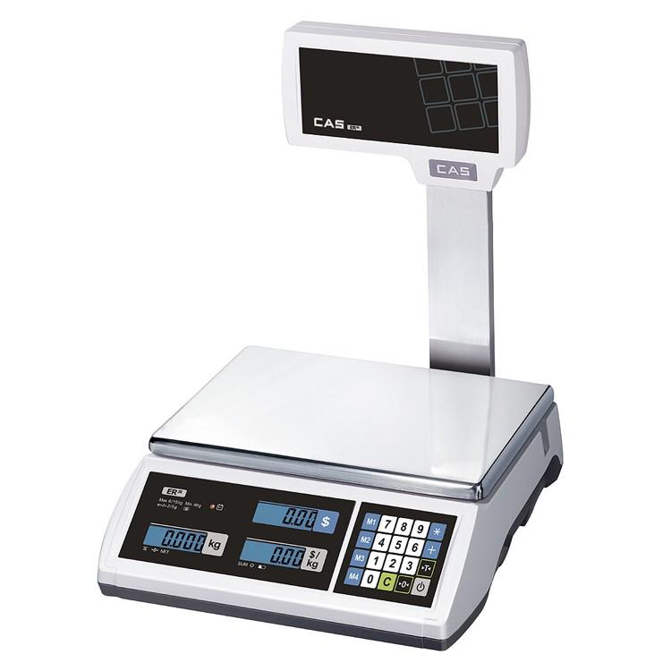 Весы электронные Cas ER-Jr-30CBU