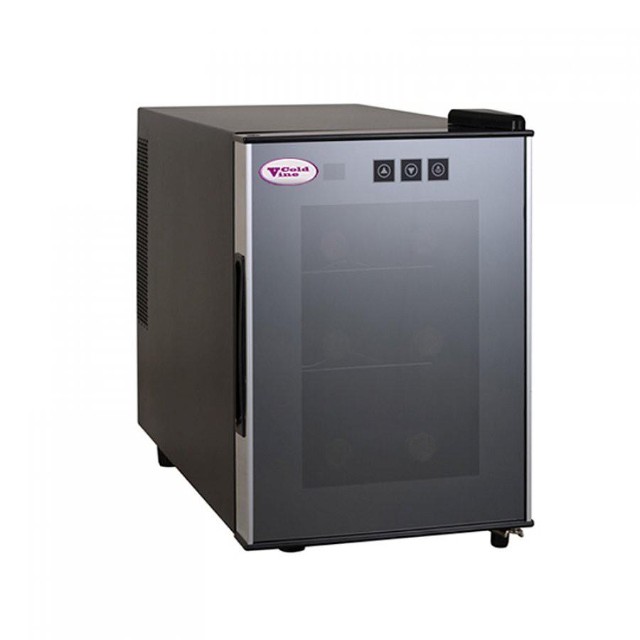Винный шкаф Cold Vine JC-16BLW