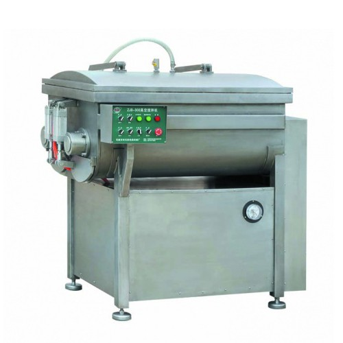Вакуумная фаршемешалка Hualian Machinery ZKJB-300