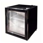 Шкаф барный морозильный «Convito» JGA-SC68 со стеклянной дверью