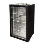 Шкаф барный морозильный «Convito» JGA-SC98 со стеклянной дверью
