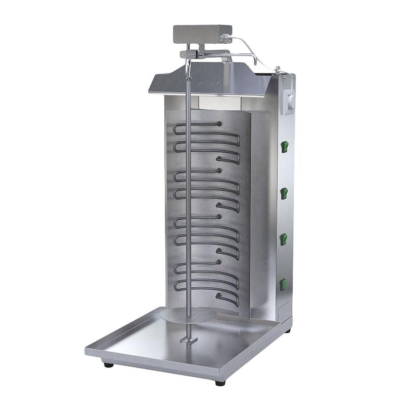 Аппараты для приготовления шаурмы электрический Atesy Шаурма-4 ЭЛ М
