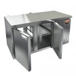 Стол охлаждаемый со сквозными дверями Hicold GNT 11/HT