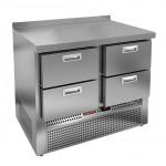Стол охлаждаемый с нижним агрегатом Hicold GNE 22/TN