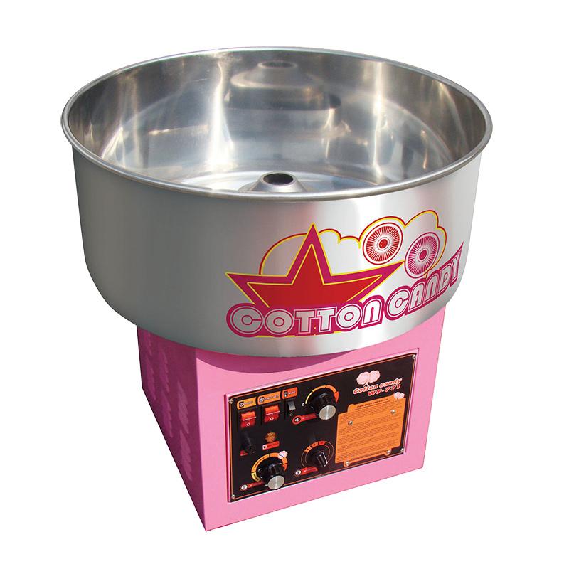 Аппарат для сахарной ваты GASTRORAG WY-771