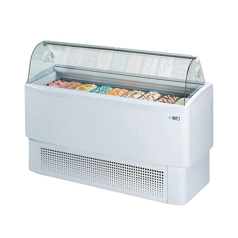 Витрина для мороженого ISA Fiji 140