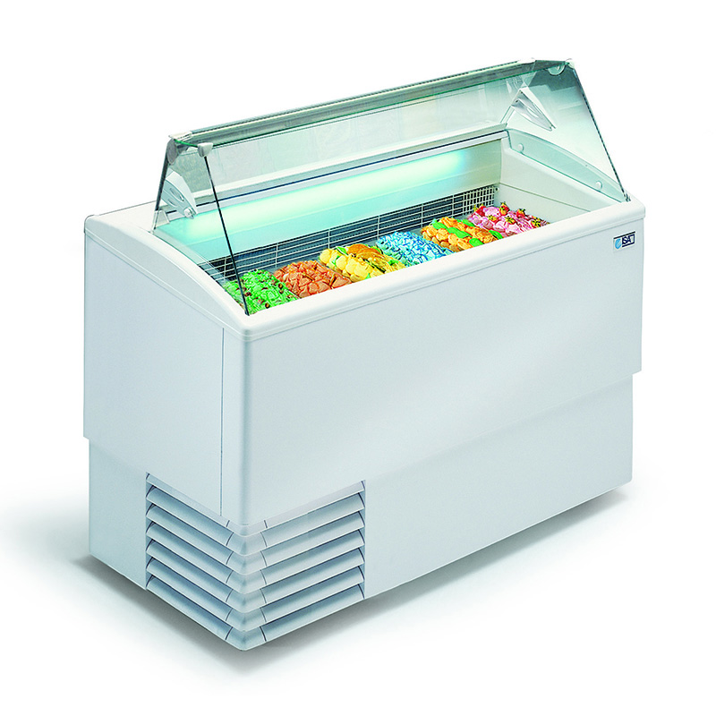 Витрина для мороженого Isa Isetta STD 6R TP