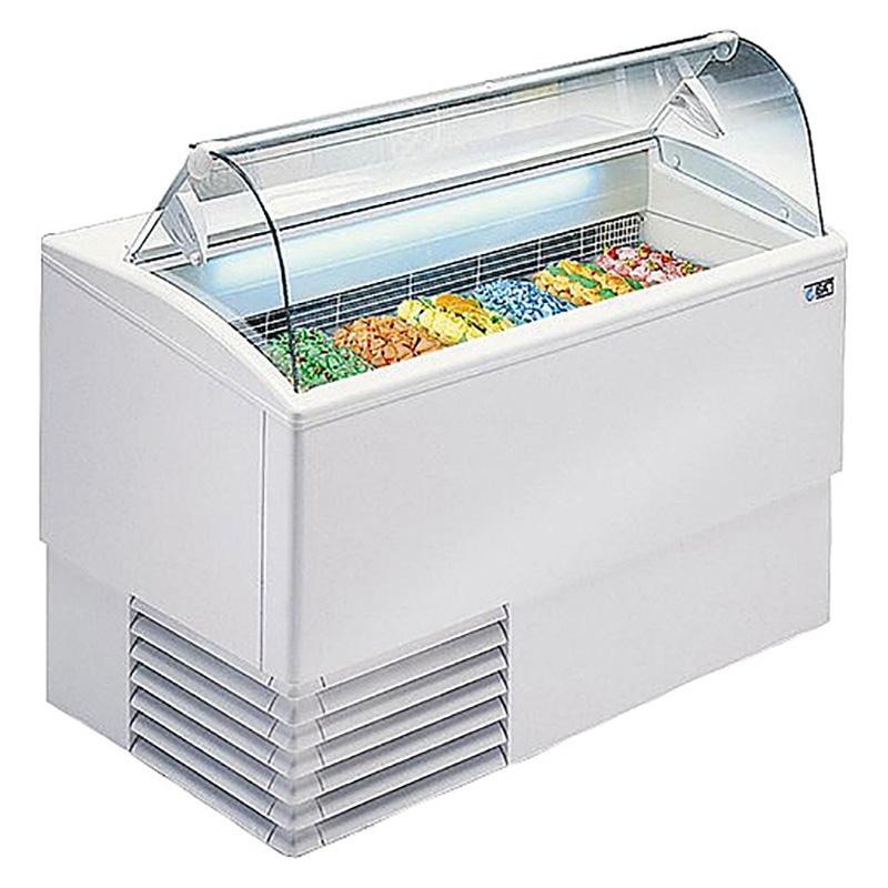 Витрина для мороженого Isa Isetta LX 6R TP