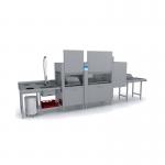 Посудомоечная машина конвейерного типа Elettrobar Niagara 411.1 T101EBDW