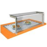 Встраиваемая ванна для льда Виола ВЛ-1355БХ